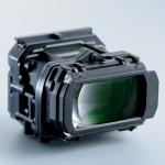 45 Grad Blickwinkel ermöglicht das Okularsystem in Kombination mit den 0,7-Zoll-OLEDs.