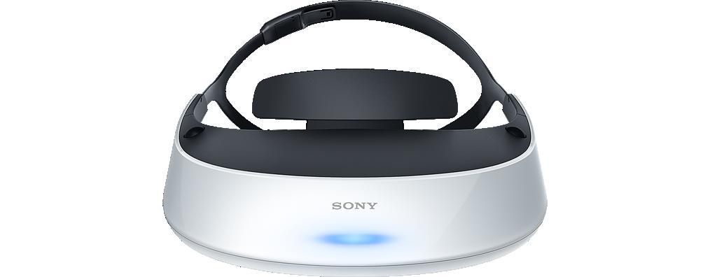 Zweiter Versuch! Sony verbessert Head Mounted Display