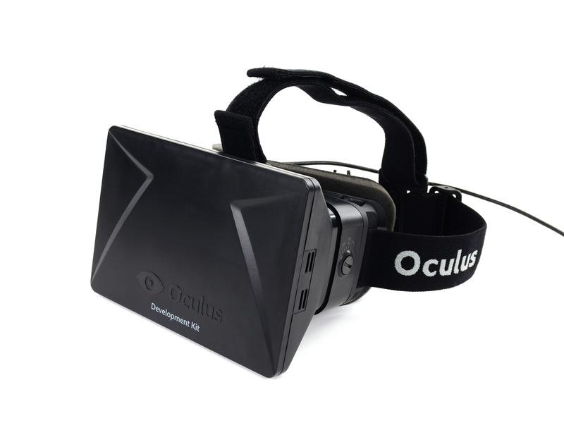 Oculus Rift Development Kit Auslieferung