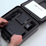Trotz Koffer: Mobil ist man mit der Oculus Rift nicht mehr.