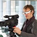 Cinemizer OLED ergänzt die 3D-Video-Ausrüstung um einen 3D-Sucher