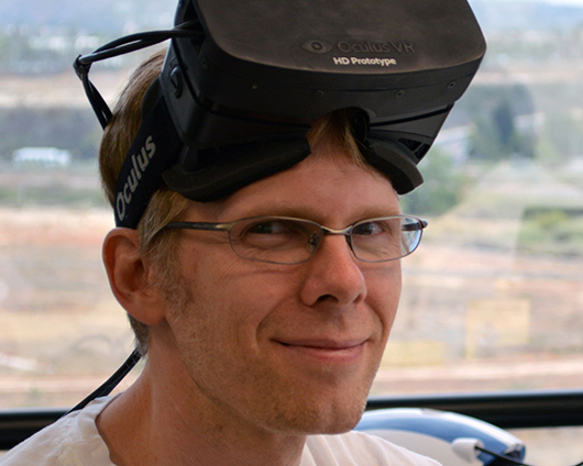 John Carmack wechselt zu OculusVR