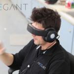 Avegant Glyph: Die Kombination aus Kopfhöhrer und HMD.