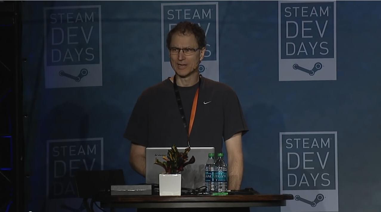 Michael Abrash verlässt Valve und heuert bei OculusVR an.