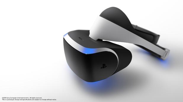 Sony stellt VR-Projekt Morpheus vor
