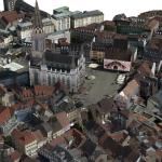 Mehr Überblick: Virtual City zeigt die Welt aus der Vogelperspektive