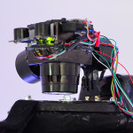 Die Sensortechnik des Prototypen soll später im Dom Platz finden.