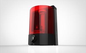 Wahrscheinlich wird der Spark-Printer auf Stereolithographie basieren.
