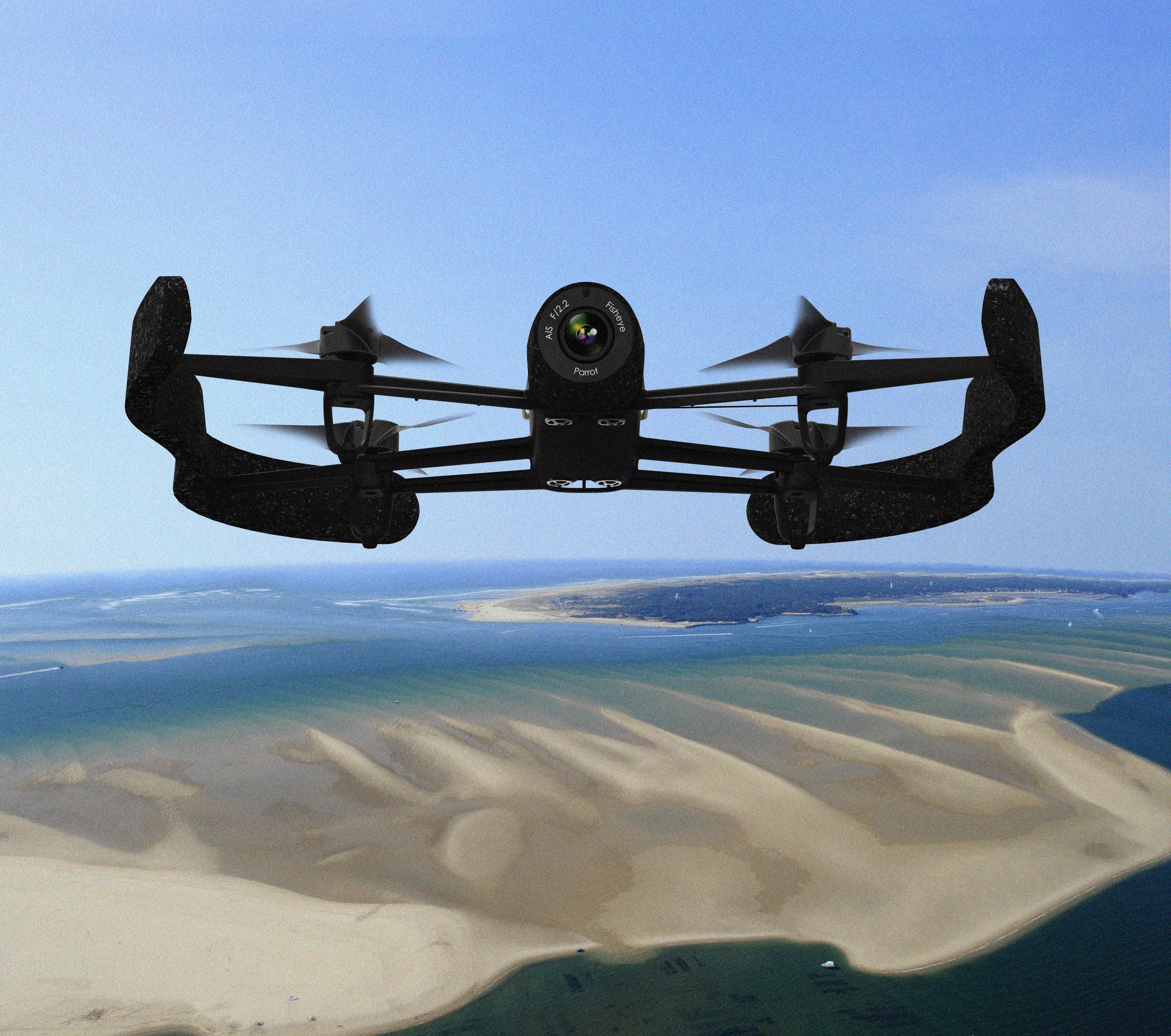Parrots AR-Drohne jetzt mit Oculus-Support
