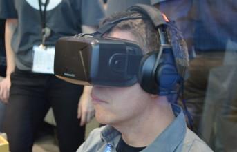 E3: Oculus Rift DK2 angetestet
