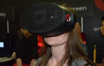 E3: Cmoar VR-HMD bereit für Kickstarter