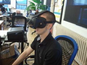 Das Totem sieht der Oculus nicht unähnlich.