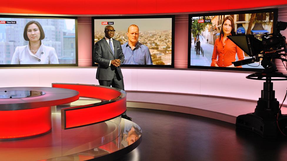 BBC überzeugt von Virtual Reality Nachrichten