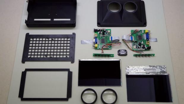 Nvidia vervierfacht die Auflösung bei VR-Displays