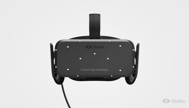 OculusVR: Crescent Bay Prototyp vorgestellt